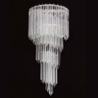 Marilyn Murano glass sconce