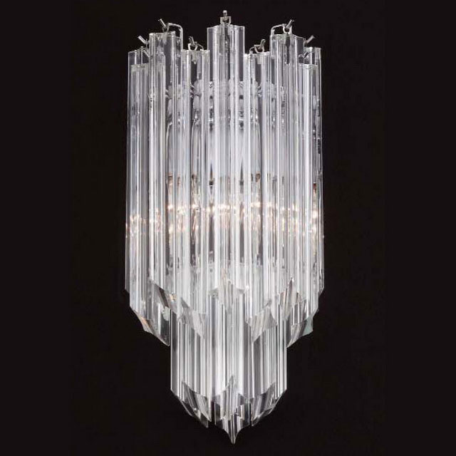 Aretha Murano glass sconce