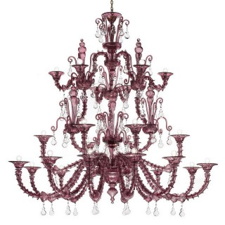 Altea Murano glass chandelier